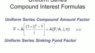 Download Lagu EngEcon Ch4 - More Interest Formulas Gratis STAFABAND