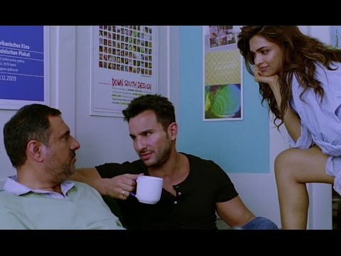Saif Ai Khan Has Way Out In Every Situation - Cocktail