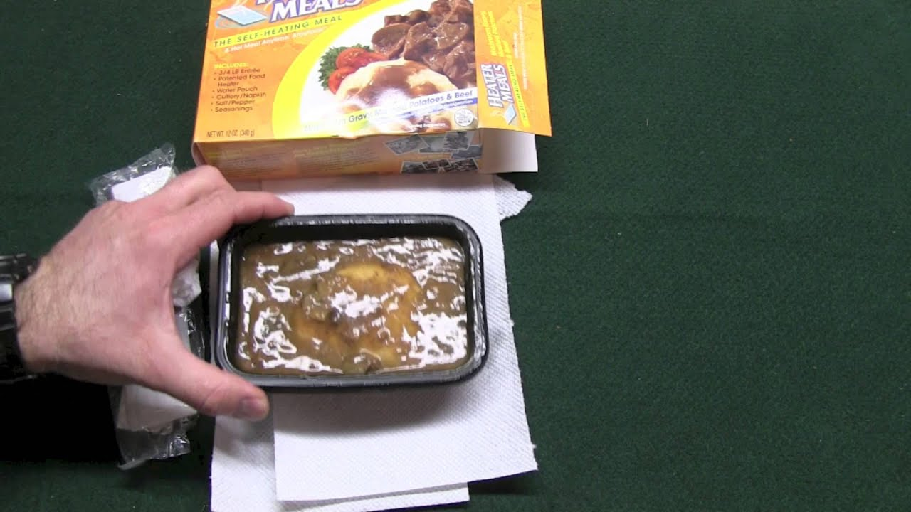 Heater Meals 3 Review Heater Meals