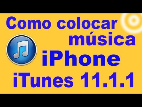Como colocar música no iPhone com iTunes 11.1.1