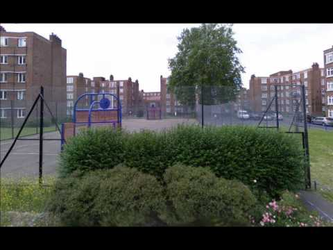 Ghettos of London (Hackney borough)