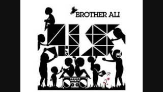 Watch Brother Ali You Say (puppy Love) video