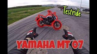 YAMAHA MT-07 2019 | Testride