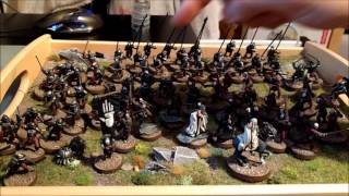 Games Workshop - Lord of the Rings - Isengard Army Review