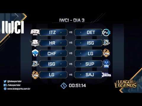 [PT-BR] IWCI 2016 - D3