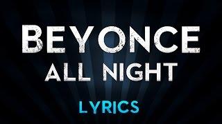 Beyonce All Night Lyrics