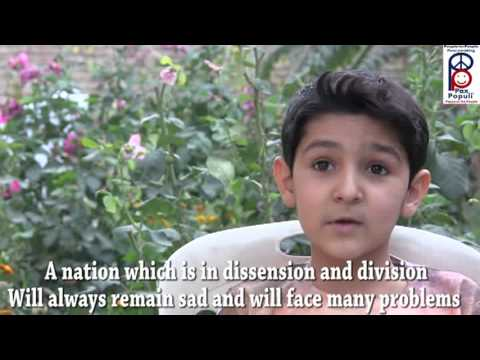 I am Afghan and I want Peace: A Peace Day Message from Wajid Arghandaiwal to all Afghan's