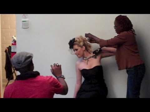 Array Magazine Cover Shoot- Shanna Moakler Video