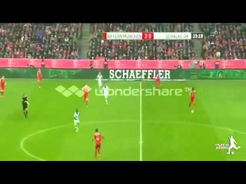 Bayern München-Schalke 04 5:1
