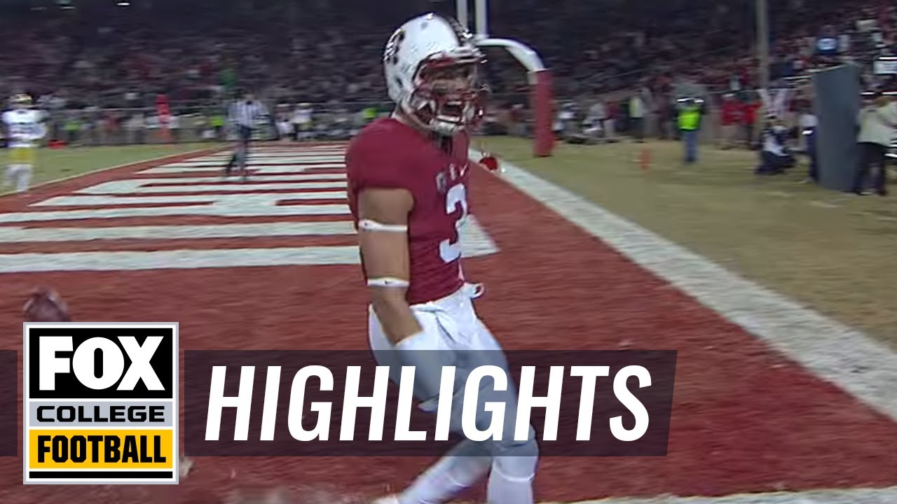 Stanford beats Notre Dame with last-second field goal - 2015 College Football Highlights
