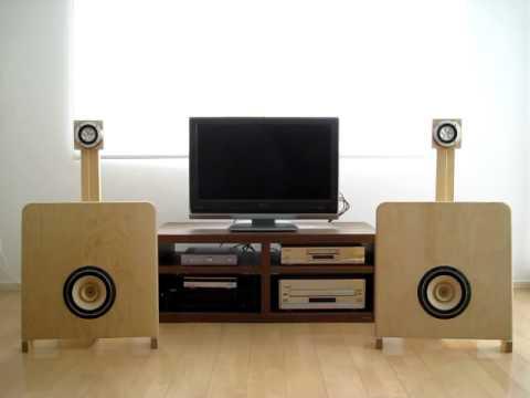 Open Baffle Speakers vs Back Loaded Horn
