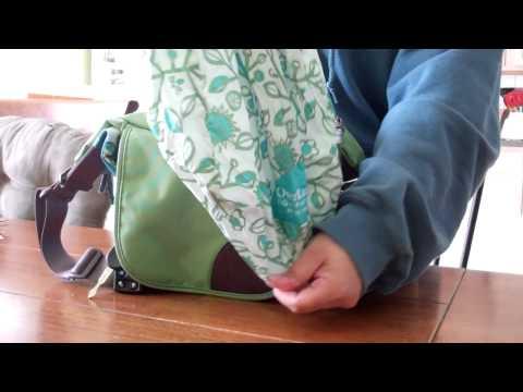 Overland Equipment Donner Shoulder Bag 119