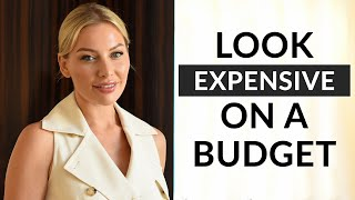 10 Ways To Look Expensive On A Budget - School of Affluence