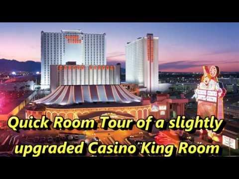 Circus Circus Las Vegas Casino Tower King Room w/ sitting area!