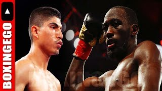 download musica MIKEY GARCIA ON BUD TERENCE CRAWFORD IS GOING 2 BE RUNNING AROUND USING HIS HEIGHT ADVANTAGES