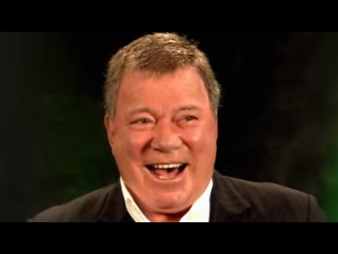 William Shatner Sings Superstar Entrance Theme Songs video