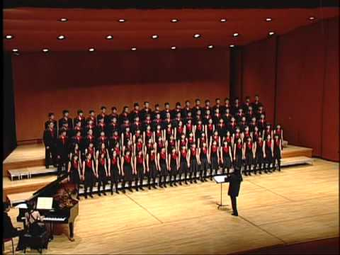 Witness - National Taiwan University Chorus