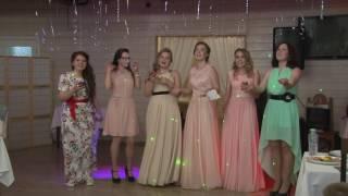 Поздравление подруге на свадьбу от подружек невесты смешные