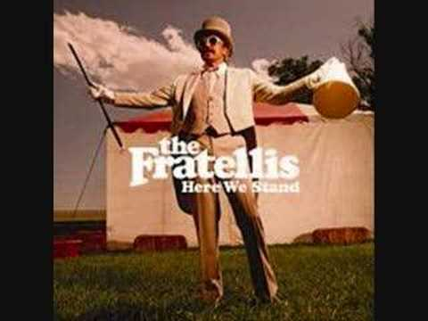 The Fratellis - Nobodys Favourite Actor