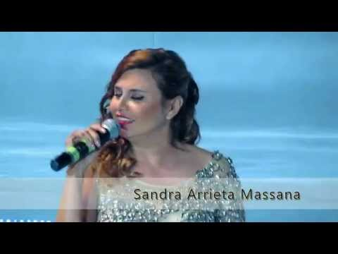Sandra Arrieta Massana - Miss Teen El Salvador 2014 - Video 1