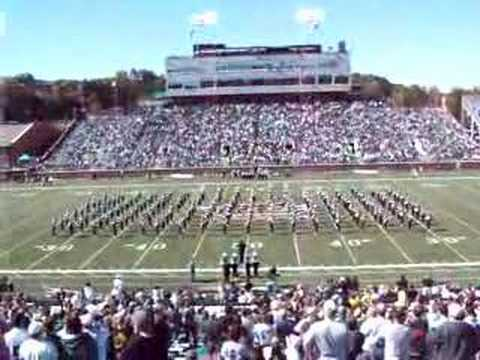 Ohio University Marching 110- Mr. Roboto