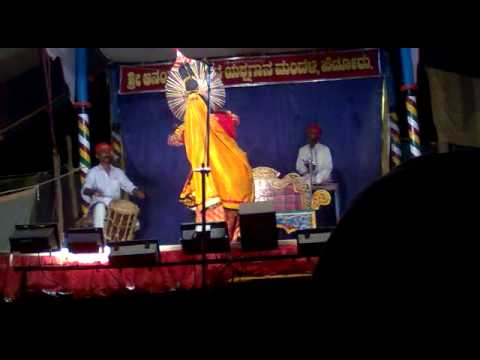 Yakshagana Song - Raghavendra Achari, Uday Kadabal video