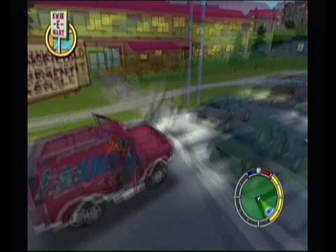 The Simpsons Hit and Run Walkthrough pt13