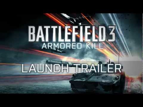 Battlefield 3 Armored Kill Launch Trailer