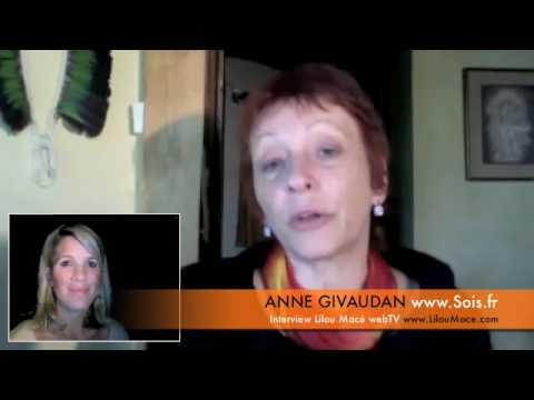 (FR) Comment changer de vibration et de conscience? Anne Givaudan