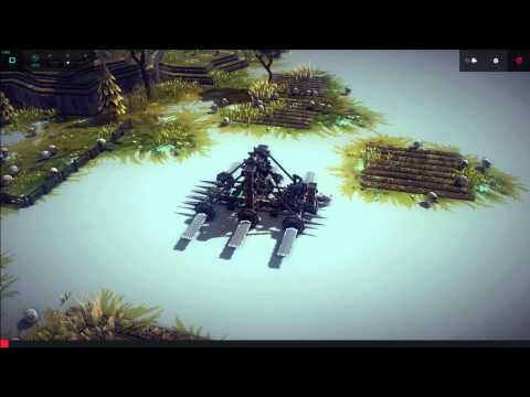First Catapult | Besiege Gameplay