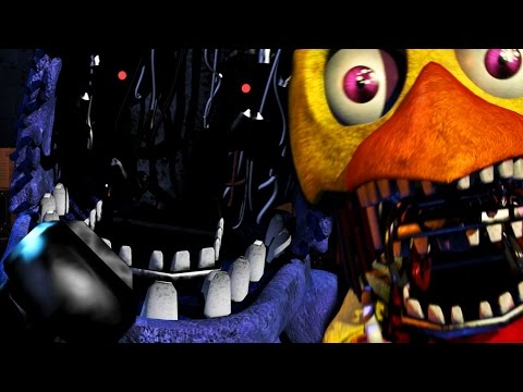Five nights at freddy s 2 full game gameplay night 3 complete foxy