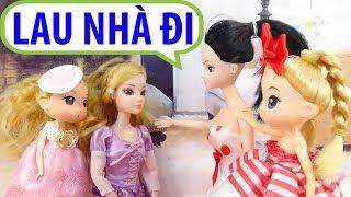 Chibi hồng thích sĩ diện - B164M - Nữ hoàng búp bê baby doll