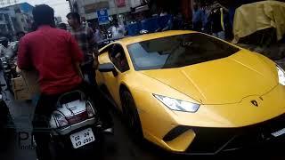 Lamborghini huracane performante   in Raipur 😵