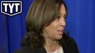 Kamala Harris Turns Question Upside Down