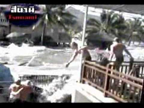 Tsunami Thailand 2004