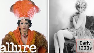 """RuPaul's Drag Race Cast Explains The History of Drag Culture  Allure"