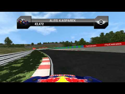 rFactor Mini Cup: Hungary - Hungaroring onboard preview
