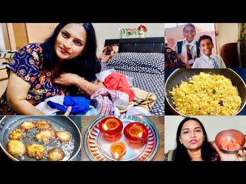 My Weight Loss Story || Indian Mom Afternoon to Night Routine || Telugu Mom