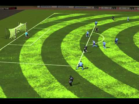 Fifa 13 Iphone ipad - Sikis Vs. Dagenham video