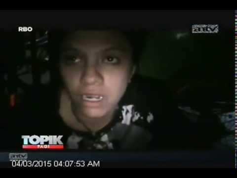 [ANTV] TOPIK Pemuda Bawa Senjata Tajam Ditangkap Polisi