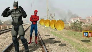 Subway Surfers in Real Life By 3Dsingh