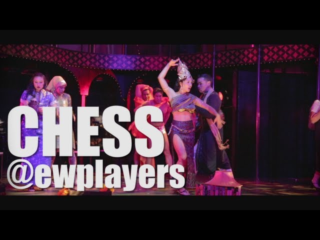 See What Critics and Audiences are saying about CHESS at EAST WEST PLAYERS
