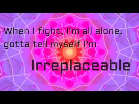 Irreplaceable ~ Madilyn Paige ~ Lyrics