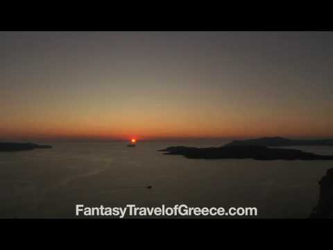 Greece Travel: Hotel Volcano View: Santorini Hotel