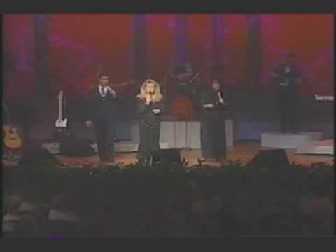 Karen Peck & New River - god Likes To Work - 1995 video