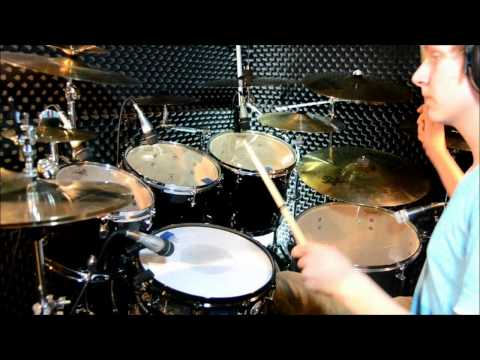 Bullet For My Valentine - All These Things I Hate - Drum Cover (studio Quality) video