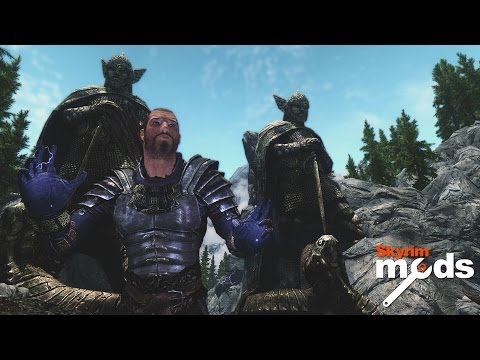 Kamehameha! - Top 5 Skyrim Mods of the Week
