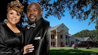Meet the Browns Stars Tamela and David Mann House in Cedar Hill TX| Photos