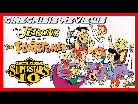 Cinecrisis Reviews - The Jetsons Meet the Flintstones (1987)
