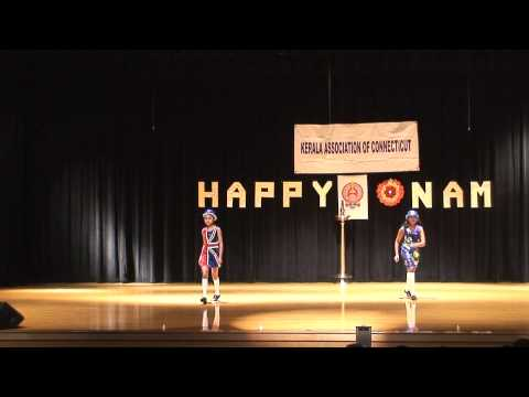 Kact Onam 2013 - Group Dance video